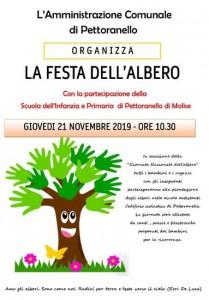 Festa dell'Albero - Pettoranello